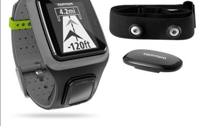Reloj multideportivo GPS TomTom