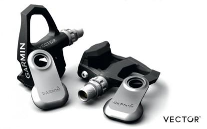 Garmin Vector quiere medir tu potencia en cada pedalada
