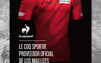Le Coq Sportif, el maillot rojo de la Vuelta Ciclista a España