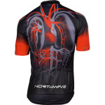 Maillot Northwave - Heart Parte Trasera