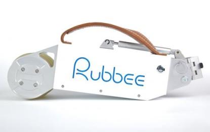 Convierte tu bici en eléctrica con Rubbee
