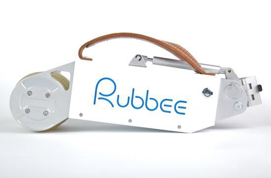 Rubbee. El dispositivo que convertirá tu bici en eléctrica.